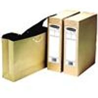 Bankers Box by Fellowes Basics Storage Bag File [Pack 25] - 00110