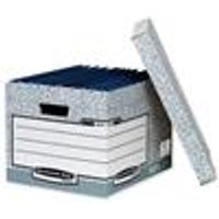 Bankers Box by Fellowes System Standard Storage [Pack 10] - 00810-FF