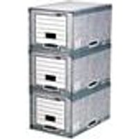 Bankers Box by Fellowes System Storage Drawer [Pack 5] - 01820