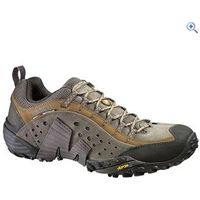 Merrell Intercept Mens Shoes - Size: 12 - Colour: Brown