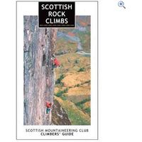 Cordee Scottish Rock Climbs: Scottish Mountaineering Club Climbers Guide Book