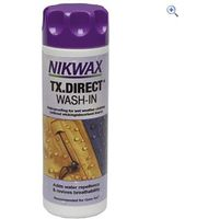 Nikwax Wash-In TX Direct (300ml)