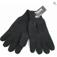 ProClimate Acrylic Thinsulate Gloves - Colour: Charcoal