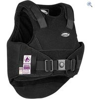 Champion Childrens Flexair Body Protector (Large) - Colour: Black / Grey