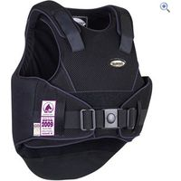 Champion Flexair Childrens Body Protector (Small) - Colour: Black / Grey