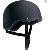 Champion Junior Plus Riding Helmet - Size: 0 - Colour: Black