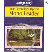 Airflo Tapered Mono Leader - 12ft - 2X- 7lb
