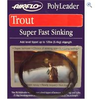 Airflo Sinking Trout Leader- 8ft