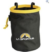 La Sportiva Chalk Bag - Colour: Black