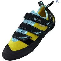 Red Chili Womens Spirit Lady VCR Climbing Shoes - Size: 5.5 - Colour: Silver