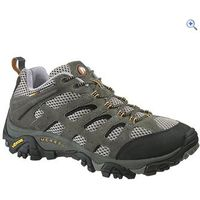 Merrell Mens Moab Ventilator Shoes - Size: 6 - Colour: Walnut Brown