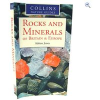 Collins Nature Guide: Rocks and Minerals of Britain & Europe