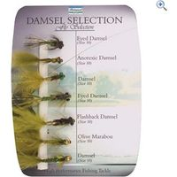 Shakespeare No.7 Damsel Fly Selection