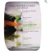 Shakespeare No.8 Stillwater Lure Fly Selection