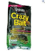 Sensas Crazy Bait - Black Mussel