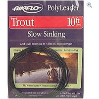 Airflo Trout Polyleader Slow Sinking (8ft)