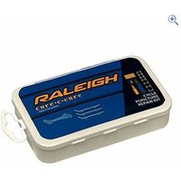 Raleigh Puncture Cure Kit (Includes Spanner and Tyre Levers)