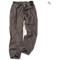 Craghoppers Mens Classic Kiwi Trousers (Long) - Size: 40 - Colour: Bark