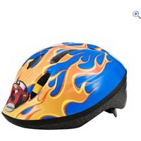 Raleigh Little Terra Race Car Helmet - Colour: Blue