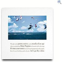 Rhyme With Reason Kites Greeting Card