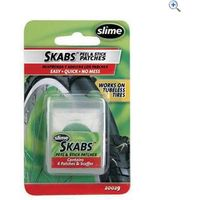 Slime Skabs Self Adhesive Patches - Colour: Green