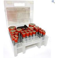 AgfaPhoto Family Pack of 19 Assorted Batteries