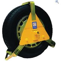Stronghold Wheel Clamp for 10-14 wheels