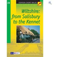 Pathfinder Guides Short Walks, Wiltshire: from Salisbury to the Kennet