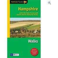 Pathfinder Guides Hampshire & the New Forest Walks