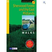 Pathfinder Guides Sherwood Forest & the East Midlands Walks