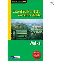 Pathfinder Guides Vale of York & Yorkshire Wolds Walks