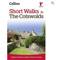 Collins Ramblers Guides - Short Walks in The Cotswolds