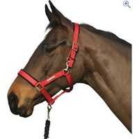 Cottage Craft Field Safe Head Collar - Size: FULL - Colour: Black