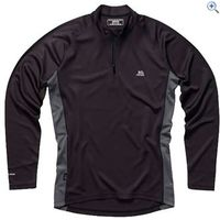 Polaris BL Zip BaseLayer - Size: XXL - Colour: DARK SLATE