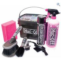 Muc-Off 8-in-1 Bicycle Cleaning Kit - Colour: Black