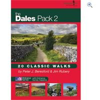 Walking Books The Dales Pack 2