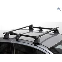 Mont Blanc CFK-X Classic Roof Bar Extension Kit (3 Door Car Adaptor) - Colour: Black