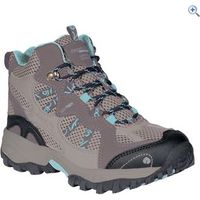 Regatta Crossland Mid Junior Walking Boot - Size: 5 - Colour: Shark