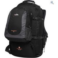 Vango Freedom 80 + 20 Rucksack - Colour: Black