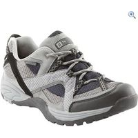 Hi Gear Danbury Mens Waterproof Walking Shoes - Size: 7 - Colour: GREY-NAVY