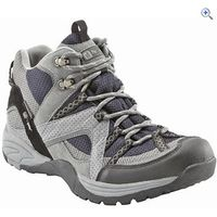 Hi Gear Tollesbury WP Mens Waterproof Walking Boots - Size: 9 - Colour: GREY-NAVY