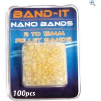 Band-It Nano Pellet Bands, pack of 100