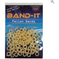 Band-It Standard Pellet Bands, pack of 100