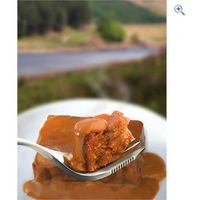 Wayfayrer Sticky Toffee Pudding Ready-to-Eat Camping Food