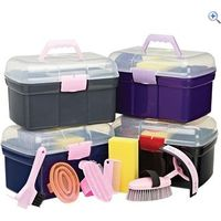 Cottage Craft Grooming Box - Colour: Purple