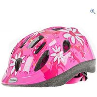 Raleigh Mystery Junior Cycling Helmet 48-54cm - Colour: Pink