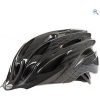 Raleigh Mission Cycling Helmet (Black Shadow) - Size: M - Colour: Black