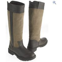 Just Togs Montreal Country Boots - Size: 3 - Colour: Brown