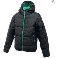 Dare2b Childrens Fickle Reversible Jacket - Size: 34 - Colour: BRIAR GREY