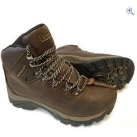 Hi Gear Snowdon Womens Waterproof Walking Boots - Size: 8 - Colour: Brown